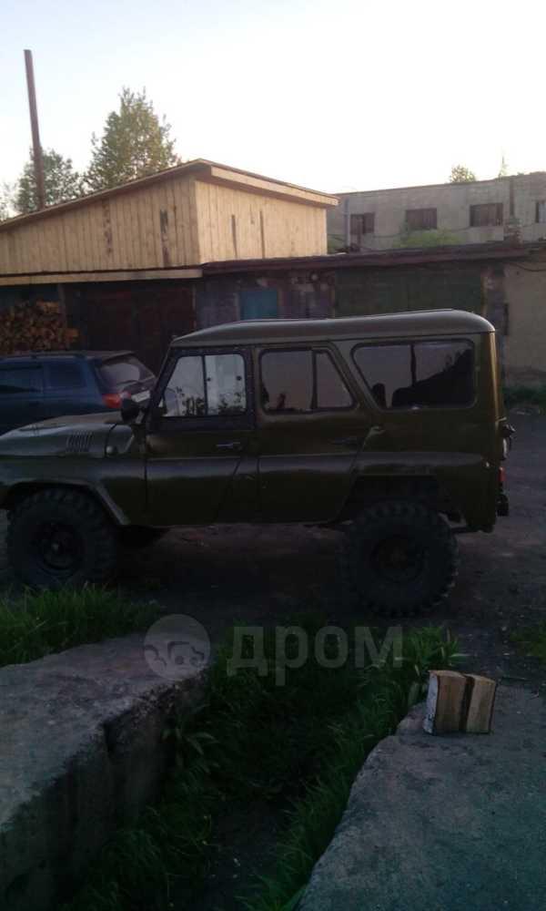 УАЗ 469, 1995 год, 320 000 руб.
