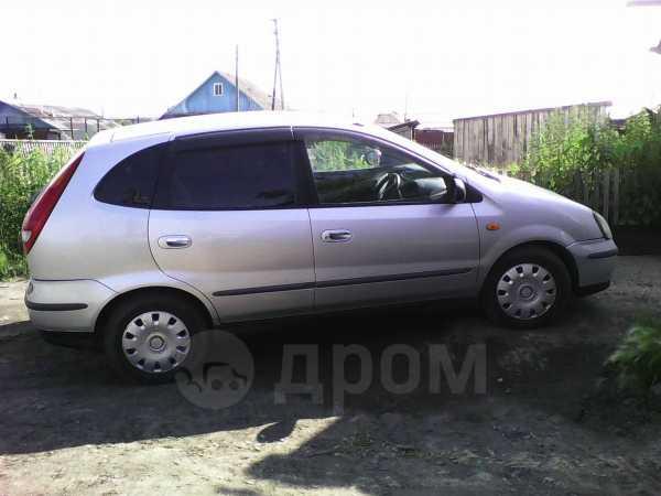 Nissan Tino, 2001 год, 245 000 руб.