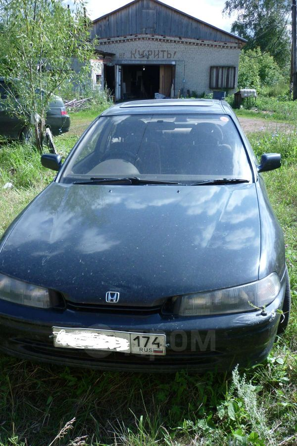 Honda Ascot Innova, 1992 год, 95 000 руб.