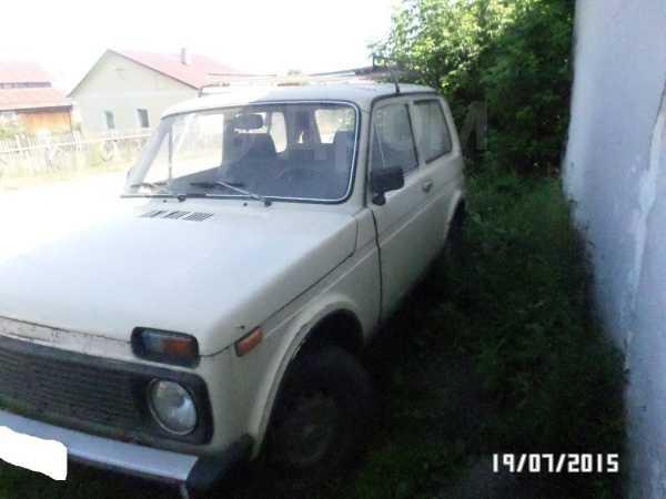Лада 4x4 2121 Нива, 1990 год, 50 000 руб.