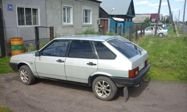 Лада 2109, 2002 год, 83 000 руб.