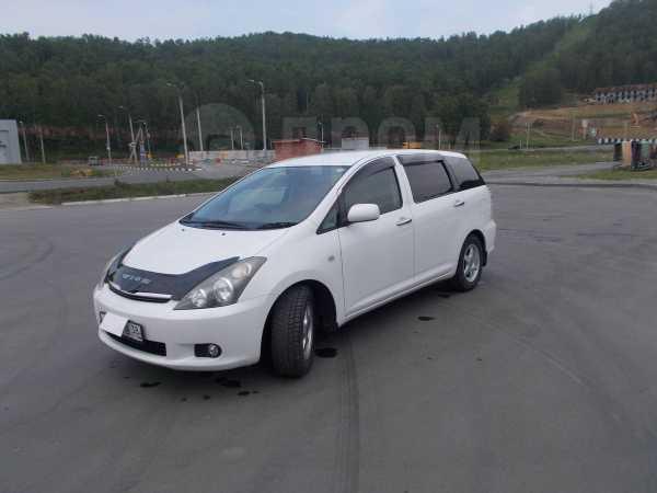 Toyota Wish, 2004 год, 445 000 руб.