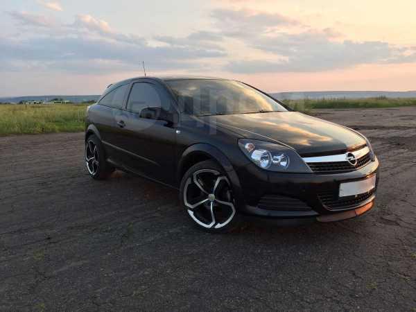 Opel Astra GTC, 2007 год, 360 000 руб.
