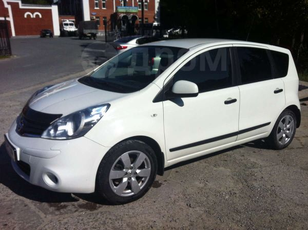Nissan Note, 2010 год, 330 000 руб.