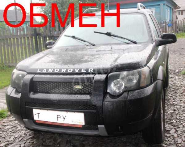 Land Rover Freelander, 2005 год, 380 000 руб.