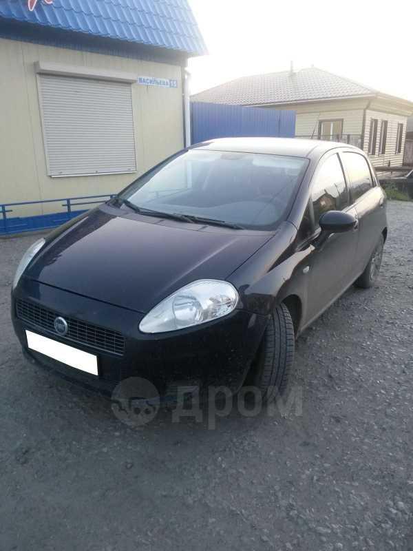 Fiat Grande Punto, 2007 год, 180 000 руб.