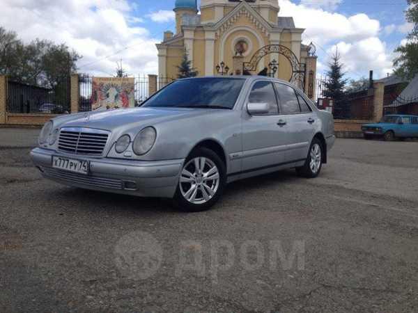 Mercedes-Benz E-Class, 1997 год, 290 000 руб.