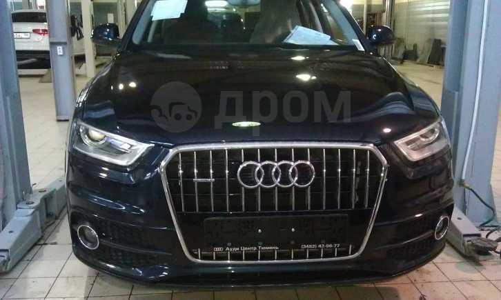 Audi Q3, 2013 год, 1 619 000 руб.
