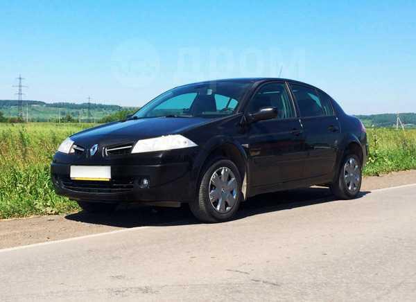 Renault Megane, 2008 год, 349 000 руб.