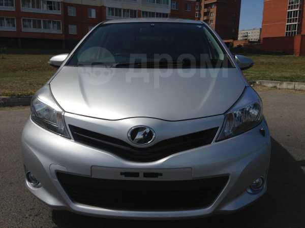 Toyota Vitz, 2011 год, 385 000 руб.