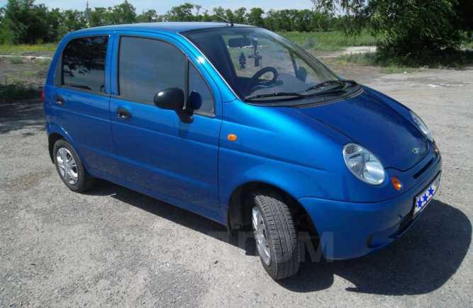 Daewoo Matiz, 2010 год, 192 000 руб.