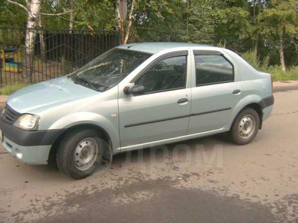 Renault Logan, 2009 год, 239 000 руб.