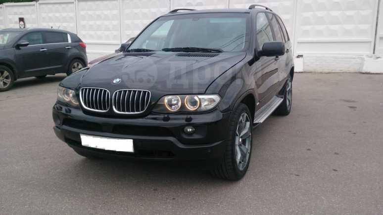 BMW X5, 2004 год, 645 000 руб.