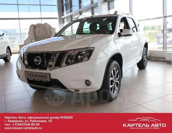 Nissan Terrano, 2015 год, 973 000 руб.