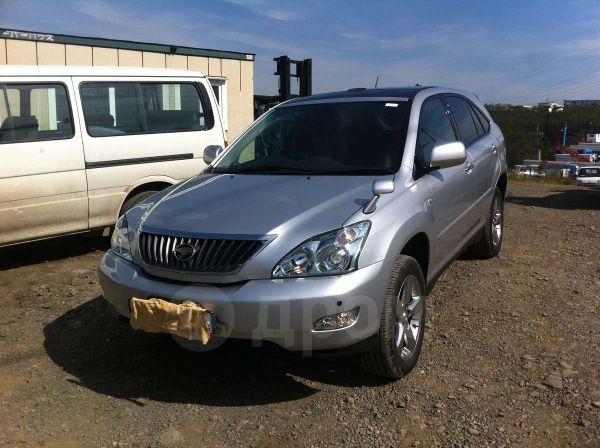 Toyota Harrier, 2011 год, 1 620 000 руб.
