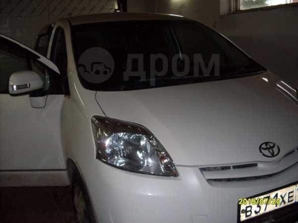 Toyota Passo Sette, 2009 год, 520 000 руб.