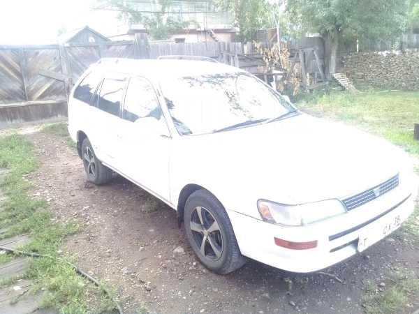 Toyota Corolla, 1993 год, 160 000 руб.
