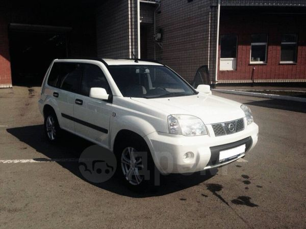 Nissan X-Trail, 2008 год, 565 000 руб.