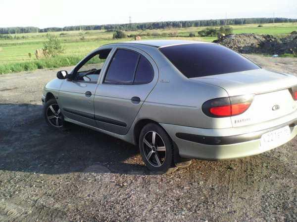 Renault Megane, 1997 год, 55 000 руб.