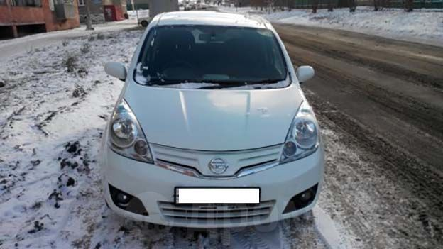Nissan Note, 2010 год, 340 000 руб.