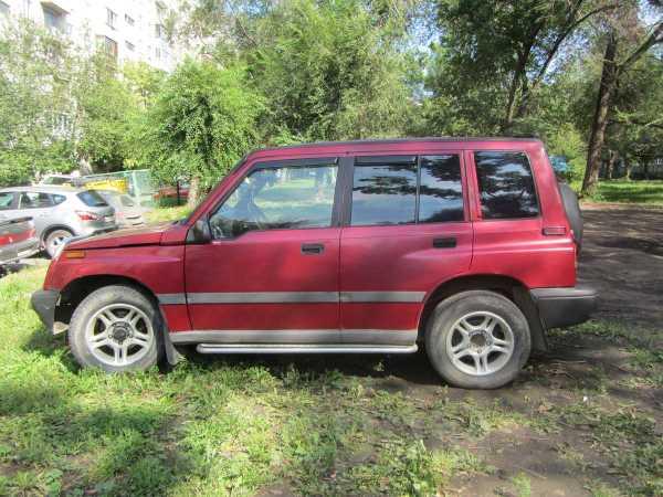 Chevrolet Tracker, 1998 год, 215 000 руб.