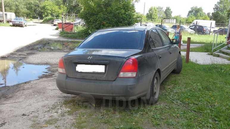 Hyundai Elantra, 2002 год, 154 000 руб.