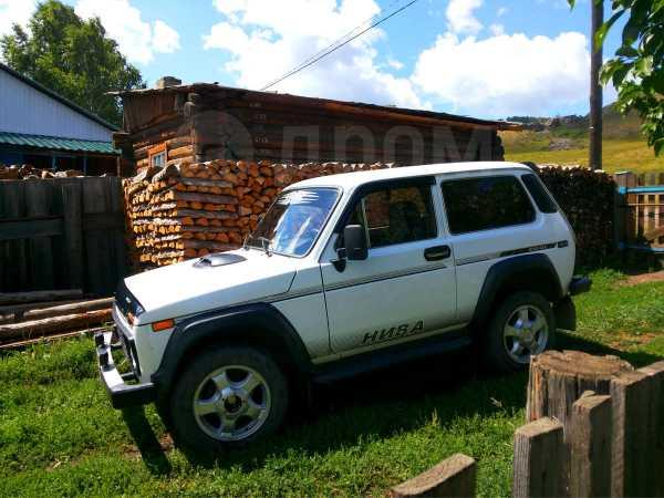 Лада 4x4 2121 Нива, 1994 год, 180 000 руб.