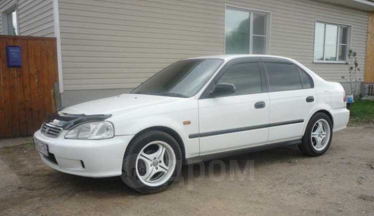 Honda Civic Ferio, 2000 год, 199 000 руб.