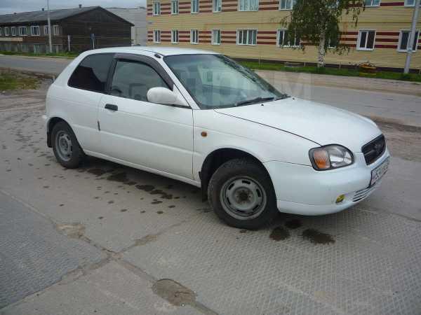 Suzuki Cultus, 1998 год, 137 000 руб.