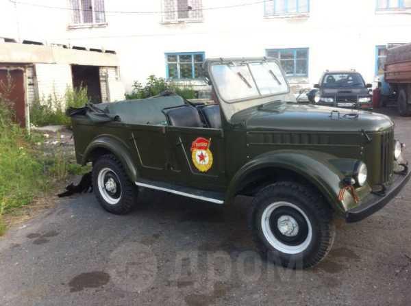 ГАЗ 69, 1962 год, 180 000 руб.