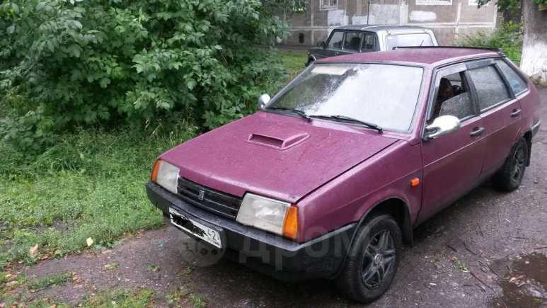 Лада 2109, 1996 год, 52 000 руб.