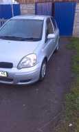 Toyota Vitz, 2003 год, 195 000 руб.