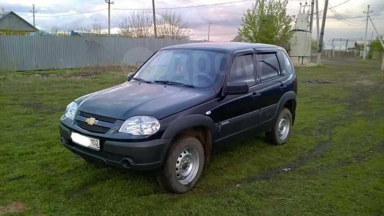 Chevrolet Niva, 2013 год, 370 000 руб.