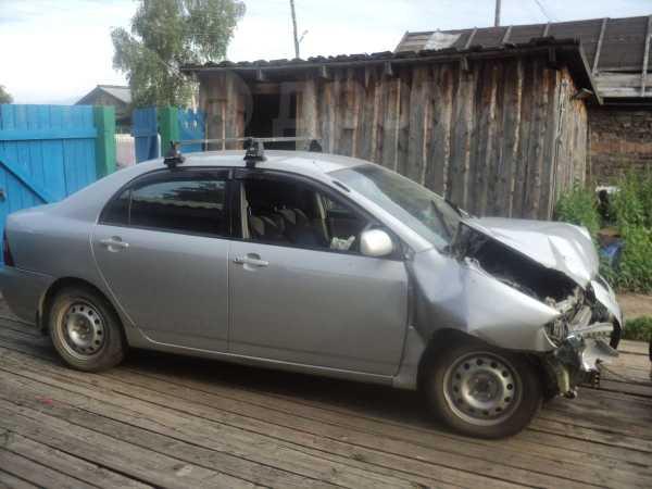 Toyota Corolla, 2002 год, 100 000 руб.