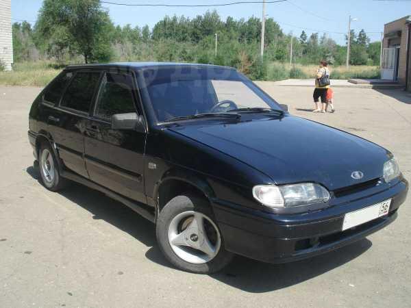 Лада 2114 Самара, 2008 год, 125 000 руб.