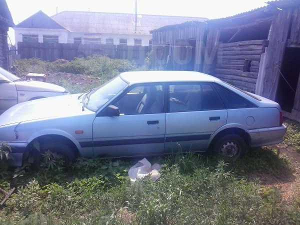 Mazda 626, 1986 год, 25 000 руб.
