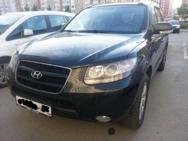 Hyundai Santa Fe, 2008 год, 665 000 руб.