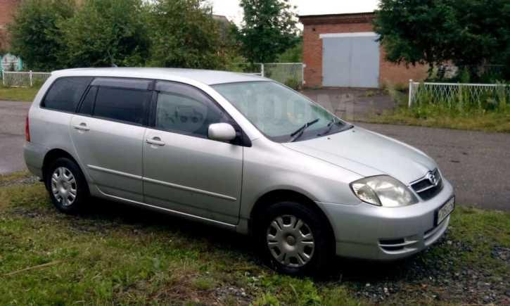 Toyota Corolla Fielder, 2003 год, 285 000 руб.
