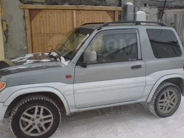 Mitsubishi Pajero Pinin, 2002 год, 320 000 руб.