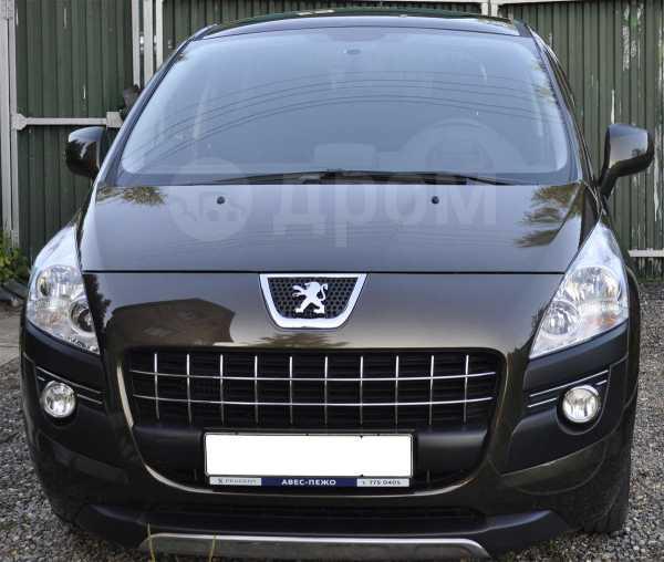 Peugeot 3008, 2012 год, 980 000 руб.