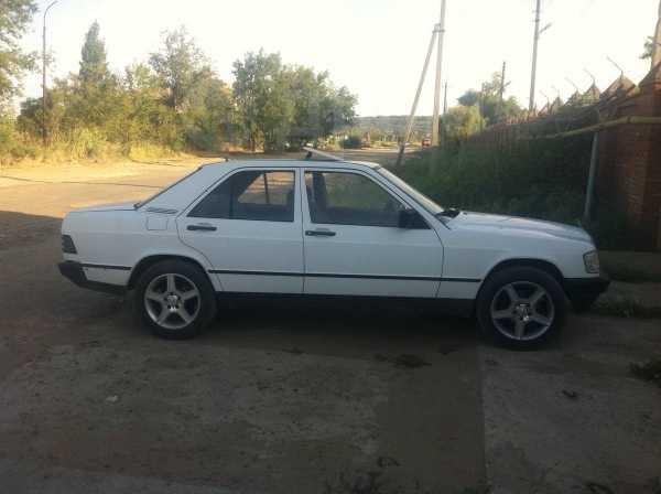 Mercedes-Benz 190, 1989 год, 95 000 руб.