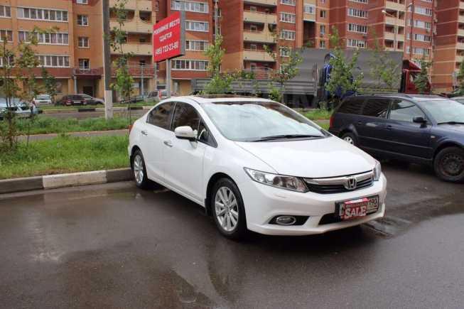 Honda Civic, 2012 год, 735 000 руб.