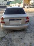 Hyundai Accent, 2003 год, 90 000 руб.