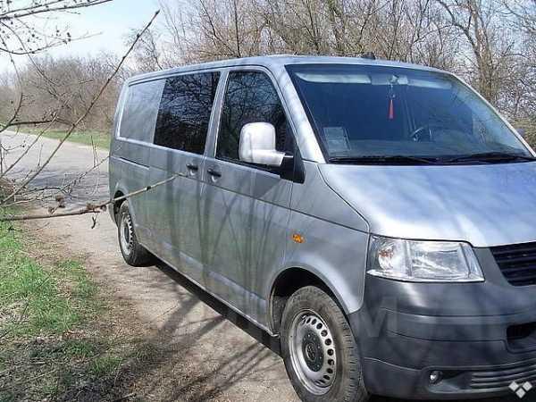 Volkswagen Transporter, 2005 год, $14000
