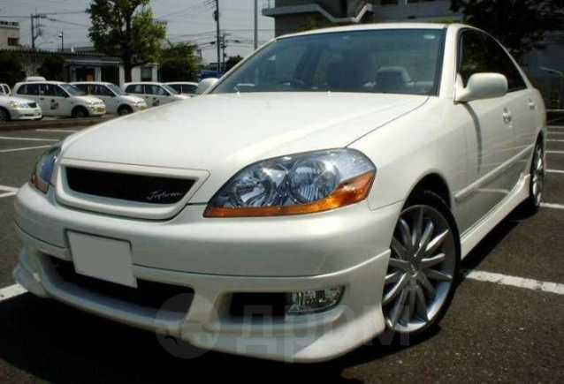 Toyota Mark II, 2003 год, 220 000 руб.