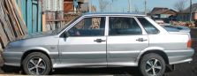 Лада 2115 Самара, 2005 год, 110 000 руб.