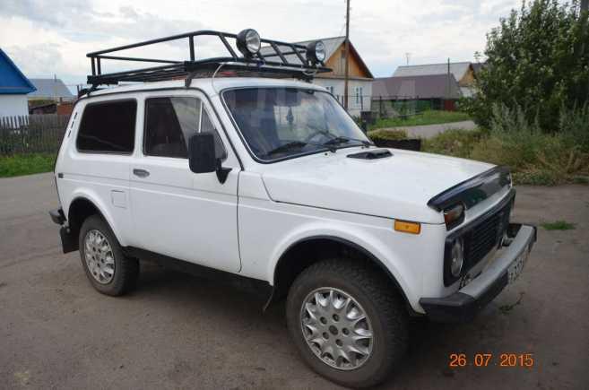Лада 4x4 2121 Нива, 1995 год, 80 000 руб.