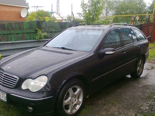 Mercedes-Benz C-Class, 2001 год, 275 000 руб.