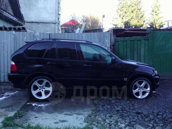 BMW X5, 2000 год, 390 000 руб.