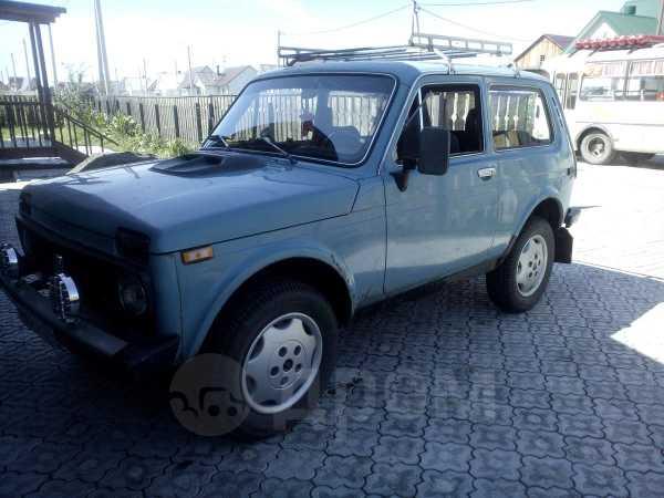 Лада 4x4 2121 Нива, 1989 год, 65 000 руб.